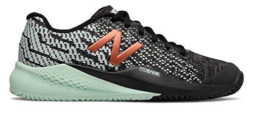 恵み抜本的な瞑想的(ニューバランス) New Balance 靴?シューズ レディーステニス 996v3 Black with Seafoam ブラック シーフォーム US 9 (26cm)