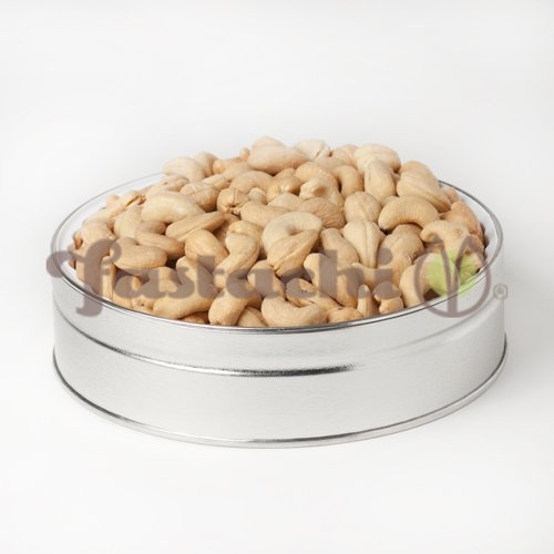 Fastachi® Nut Passion Gift Tin (Small) - Fastachi® Salted Cashews - Holiday Gift Tin