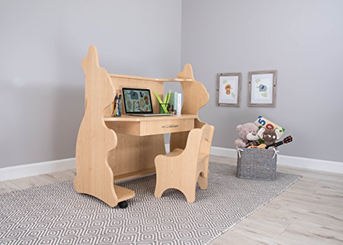 DRNM1088 Mobile Adjustable Desk ()