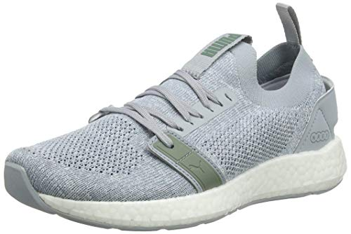 puma laurel White Knit 02 Puma Laufschuhe Wreath Grau Engineer Quarry Damen NRGY Neko WNS fwqZzWgP