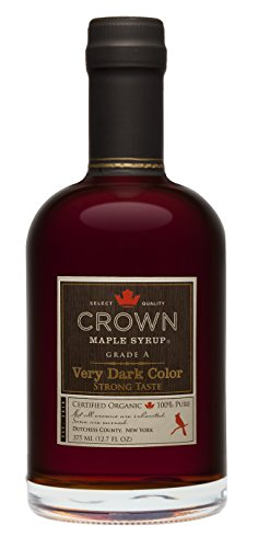 Crown Maple Organic Grade Syrup