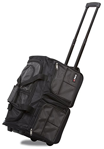 - HiPack HiQuality Multiple Organizer Pockets Rolling 20