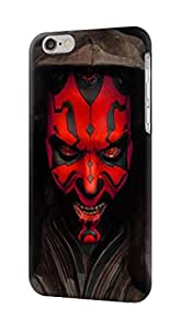"""S0666 Darth Maul Case Cover For IPHONE 6 (4.7"""") by Maris's Diary"""