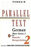 German Short Stories, Various, 0140041192