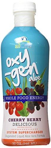 All One Oxy-gen Liquid, Berry, 32 Fluid Ounce