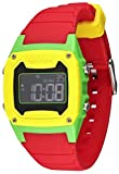 Freestyle Unisex 101807 Shark Classic Digital Yellow Green Case Watch