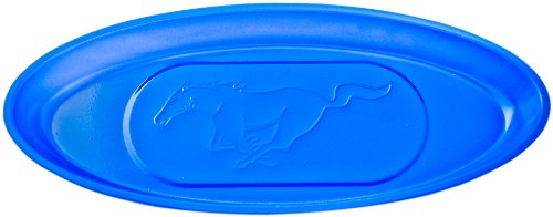 Goboxes F 700 MBLUE Magnetic Parts Tray, Blue, Mustang