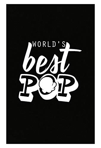 Stuch Strength World's Best Pop - Cool Popcorn Theme Gift - Poster