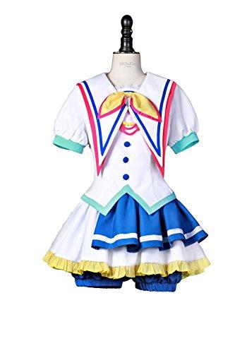 Girls Frontline Dress Cool Halloween Cosplay Costume Accessory Prop H -