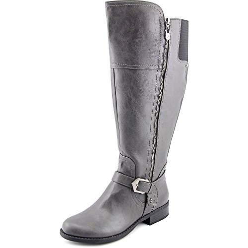 G By Guess Hailee Women Brown Knee High Boot Grey 4xureQvZS