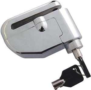 Am-Tech - Candado para disco de freno con alarma
