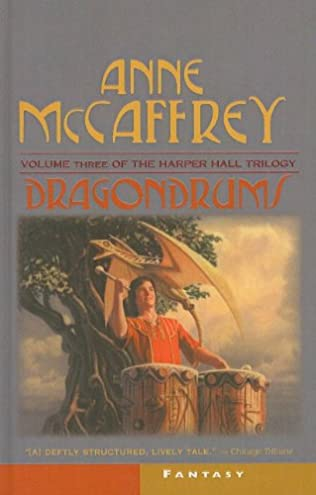 book cover of Dragondrums