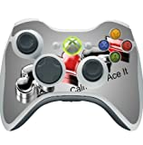 Keep Calm And Four Ace It Printed Design Xbox 360 Wireless Controller Vinyl Decal Sticker Skin by Smarter Designs