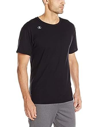 Champion Mens Fashion-T-Shirts Xs Black