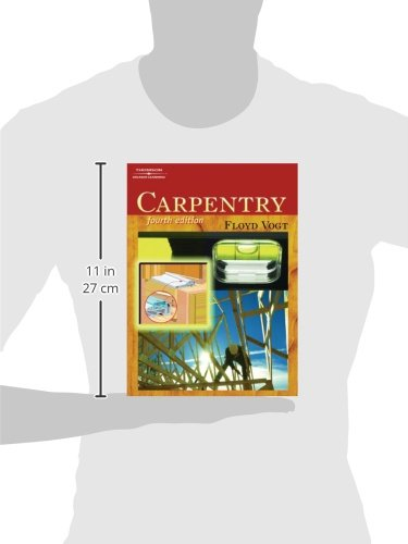 Carpentry floyd vogt 9781401870690 amazon books fandeluxe Image collections