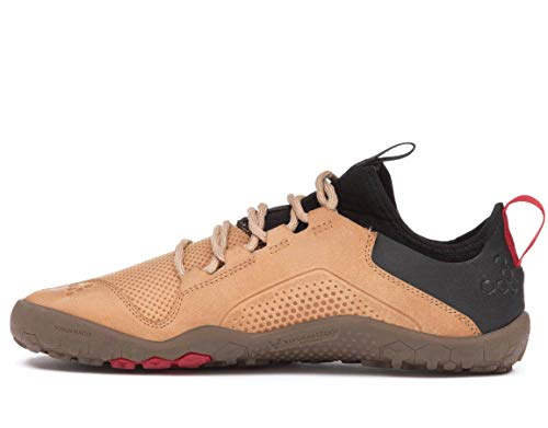 Trainers Vivobarefoot Mens Leather Primus Trek Tan df8fqI