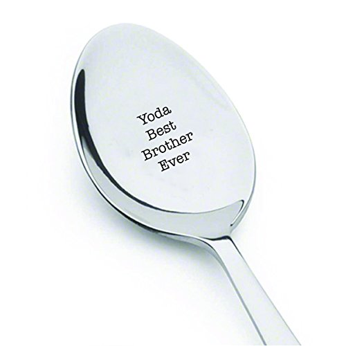Under 20 Customized Spoon Birthday Gifts For Him Big BrotherSP 008