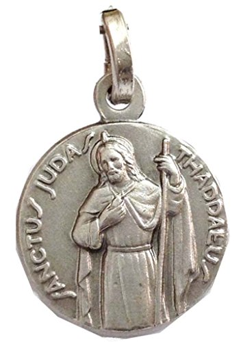 Saint Jude Thaddeus The Apostle Medal - Patron of impossible cases