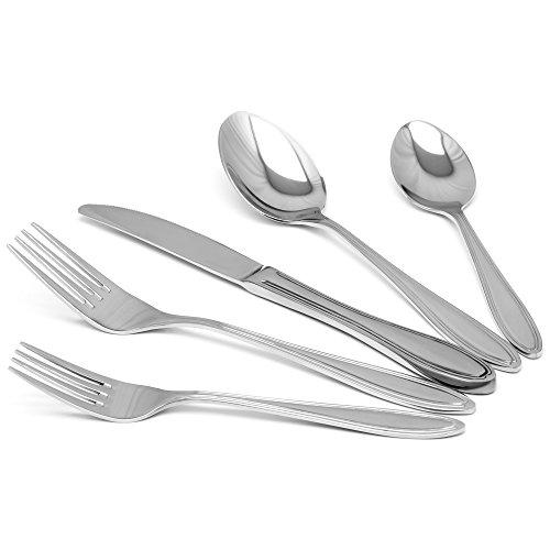 Royal 40-Piece Silverware Set