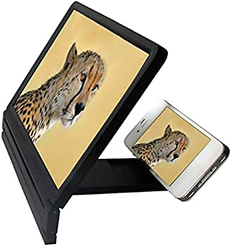 Yenjo 3D Enlarge Screen Magnifier HD Amplifier Projector