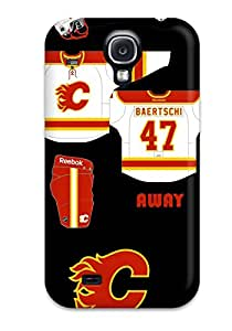 New Shockproof Protection Case Cover For Galaxy S4/ Calgary Flames (1) Case Cover