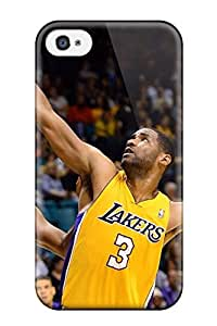 DanRobertse RpsmyFS2321RzUDw Case For Iphone 4/4s With Nice Los Angeles Lakers Nba Basketball (13) Appearance