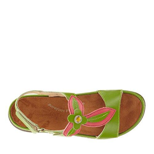 Drew Sandalo Donna Alana Verde / Rosa