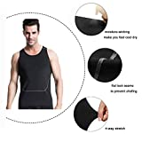 LANBAOSI Men's Compression Breathable Slimming Body
