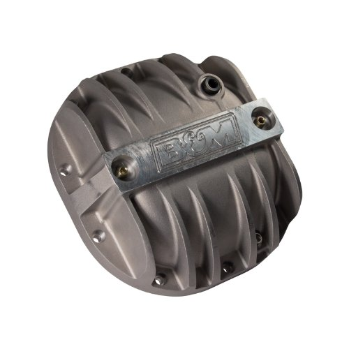B&M 40297 Cast Aluminum Rear End Differential Cover