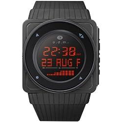 o.d.m Men's SU101-1 3 Touch Digital Watch