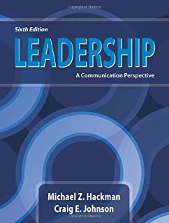 Leadership A Communication Perspective 5th Edition Pdf