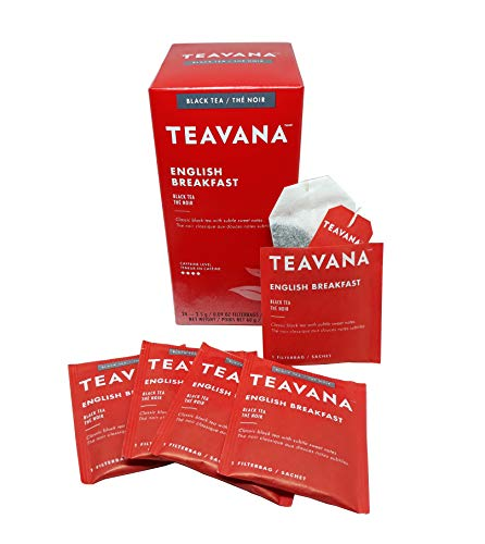 Starbucks Teavana - English Breakfast - 24 Sachets - 24 tea bags