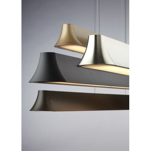 Zhane Linear Susp 38IN BZ-CF by Tech Lighting