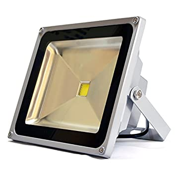 Awesome 50 Watt LED Flood Lights, Low Voltage 12v U0026 24v DC Floodlights, Warm White