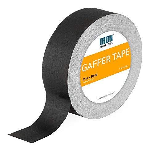 Black Gaffers Tape - 2 Inch x 30 Yards Gaffer Tape ()