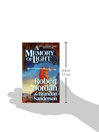 A Memory of Light (Wheel of Time, Book 14) free download
