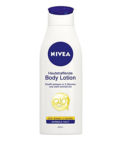 Nivea Hautstraffende Body Lotion Q 10, 1er Pack, (1x 400 ml)
