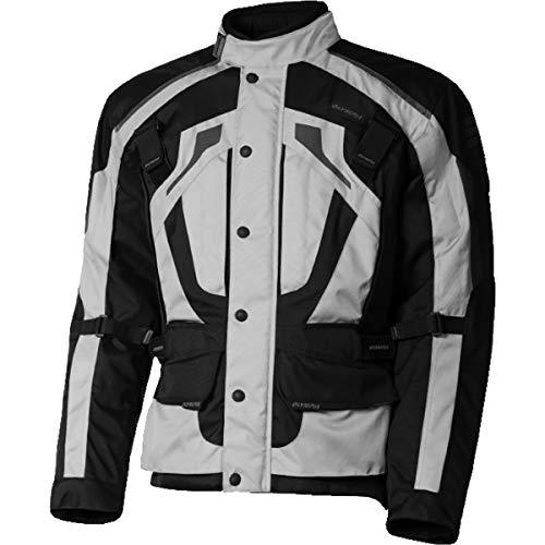 Olympia Men's Richmond Jacket (Silver, X-Large) for sale  Delivered anywhere in USA