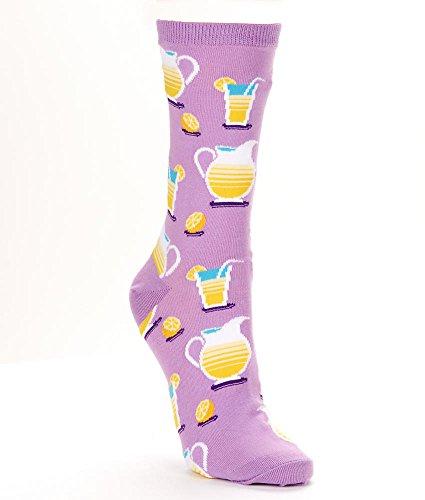 Lemonade Crew Socks
