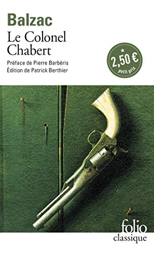 Colonel Chabert (Folio (Gallimard)) (French Edition)