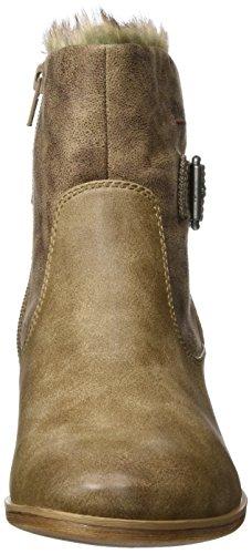 Beige cashmere 26308 oliver Boots Kam Kvinners S 1ZIqXq