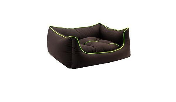 Yagu Cuna Confort Choco RIBET Verde 1: Amazon.es: Productos para mascotas