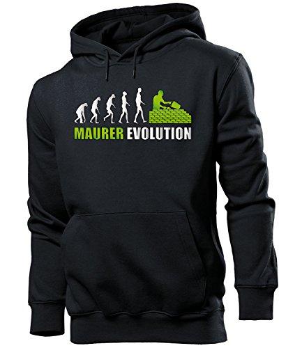 MAURER EVOLUTION 4580(HKP-SW-Weiss-Grün) Gr. L