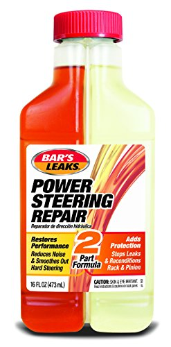 Bar's Leaks 1600-4PK Power Steering Repair – 16 oz., (Pack of 4)