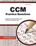 CCM Practice Questions( CCM Practice Tests & Exam Review for the Certified Case Manager Exam)[CCM PRAC QUES][Paperback]