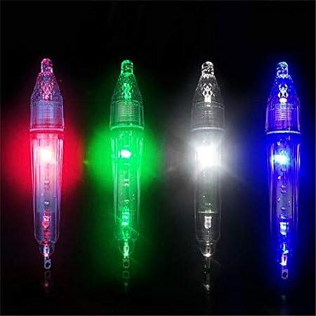 XuBa Professionelle LED Deep Drop Flash Angellicht Wasserk/öder Tauchlampe Unterwasser-Tackle Lampe