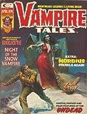 VAMPIRE Tales: No. 4, April, Apr. 1974