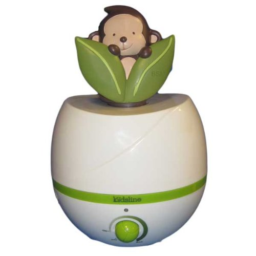 Kids Line ultrasons humidificateur à brume fraîche, Monkey