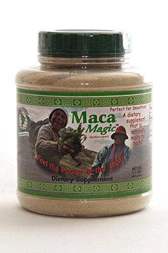 Magie de la Maca Poudre brute 1,1 lb
