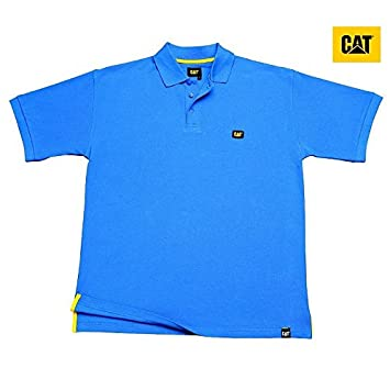 Polo de Oruga Cat Mod. C42 100% Algodón: Amazon.es: Bricolaje y ...